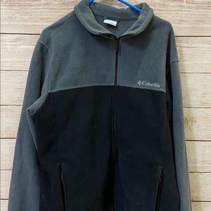 Columbia Sportswear Fleece Full Zip Jacket